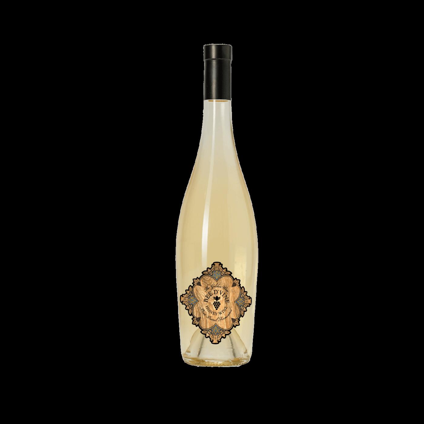 Brut Barrel Fermented Honey Wine