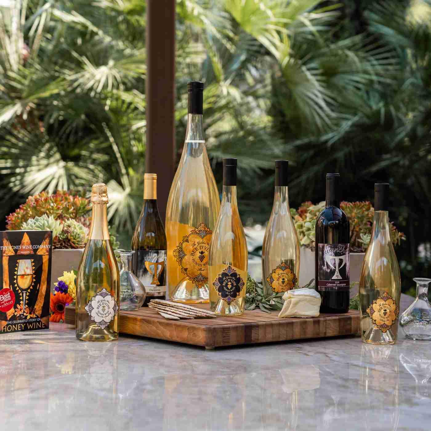 Club d'Vine Bottles