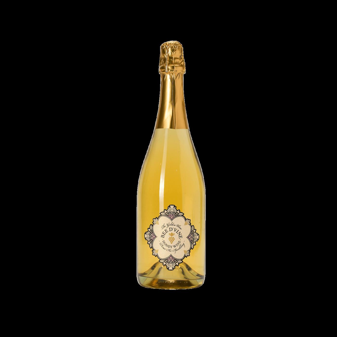 Demi Sec Sparkling Honey Wine